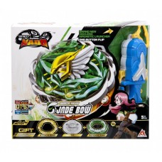 Top of Auldey Infinity Nado V Advanced Jade Bow series Jade Luk (YW634403)