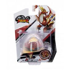 Top of Auldey Infinity Nado V Nado Egg Fiery Dragon series Fiery Dragon (YW634102)