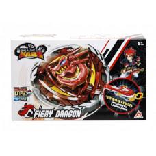 Top of Auldey Infinity Nado V Original Fiery Dragon series Fiery Dragon (YW634302)