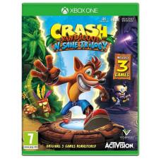 Game Crash Bandicoot N'sane Trilogy (Xbox One, English)