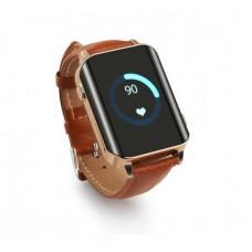 GOGPS M01 Gold smartwatch