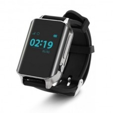 GOGPS M01 Chrome smartwatch