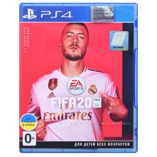 Game FIFA 20 (PS4, Russian version)