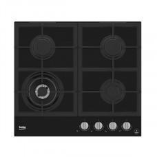 Cooking surface of Beko HILW64325SB