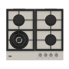 Cooking surface of Beko HILW64225SG