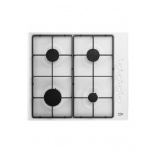 Cooking surface of Beko HIZG64120SW