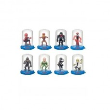 Collection figure of Jazwares Domez Collectible Figure Pack Marvel Spider-Man Classic, S1 (DMZ0030)