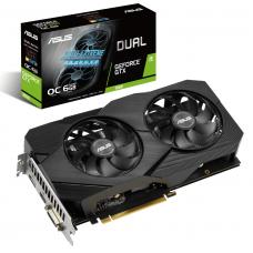 Video card of ASUS GeForce GTX1660 6GB GDDR5 DUAL EVO OC (DUAL-GTX1660-O6G-EVO)
