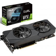 Video card of ASUS GeForce RTX2070 SUPER 8GB GDDR6 DUAL EVO OC (DUAL-RTX2070S-O8G-EVO)