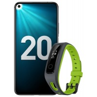 Sapphire Blue Honor 20 (YAL-L21) 6/128 smartphone