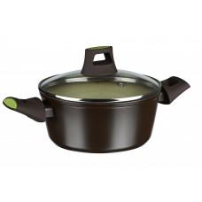 Ardesto Avocado pan aluminum, green, 2.2 l (AR2525CA)