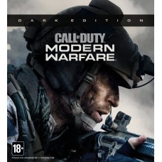 Game Call of Duty: Modern Warfare Dark Edition Collection edition (PS4, Russian version)