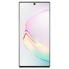 Samsung Galaxy Note 10+ White smartphone