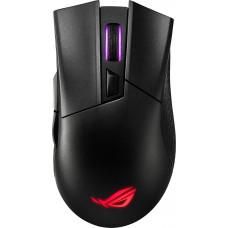 Game mouse of ASUS ROG Gladius II WL+BT Black (90MP00Z0-B0UA00)