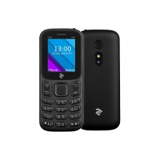 Mobile phone 2E E180 2019 DS Black