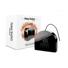 Smart Fibaro Relay Switch 1x25kW Z-Wave relay black (FGS-212_ZW)