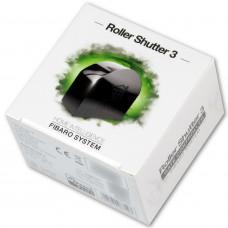 Smart Fibaro Roller Shutter 3 Z-Wave 230V relay black (FGR-223)