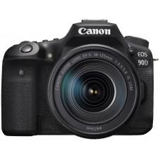 CANON EOS camera 90D + 18-135 IS nano USM (3616C029)