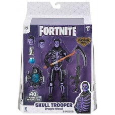 Collection figure of Fortnite Legendary Series Skull Trooper (FNT0065)