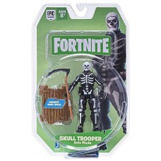 Collection figure of Fortnite Solo Mode Skull Trooper (FNT0073)