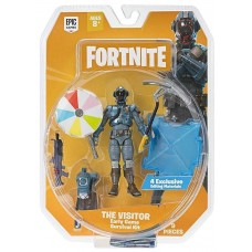 Collection figure of Fortnite Survival Kit The Visitor (FNT0107)