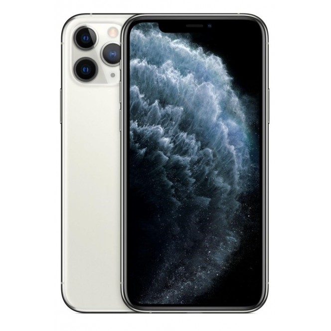 The Pro Max 64GB SilverOplata Apple iPhone 11 smartphone parts up to 6 months