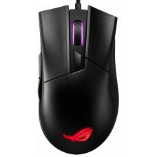 Game mouse of ASUS ROG Gladius II CORE USB Black (90MP01D0-B0UA00)