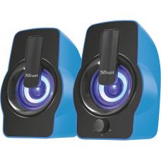Trust 2.0 Gemi RGB Blue (22978) speaker system
