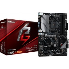 ASRock X570 Phantom Gaming motherboard