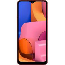 Samsung Galaxy A20s A207F Red smartphone