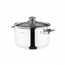 Ardesto Gemini pan with a nose for draining of 4.7 l (AR2847CS)