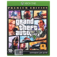 The game Grand Theft Auto V Premium Online Edition (Xbox One, the Russian subtitles) of the Discount up to 40% for games for PS4 and Xbox One!
