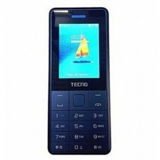 Tecno T372 TripleSIM Deep Blue mobile phone