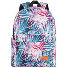 Backpack 2E TeensPack Palms Pink