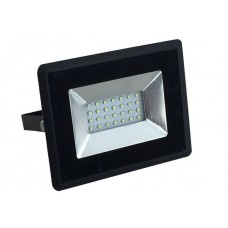 Searchlight street LED V-TAC SKU-5947, E-series, 20W, 230V, 4000K, black (3800157625401)