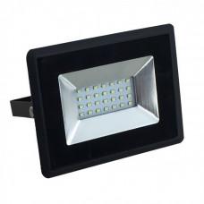 Searchlight street LED V-TAC SKU-5946, E-series, 20W, 230V, 3000K, black (3800157625395)