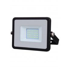 Searchlight street LED V-TAC SKU-441, Samsung CHIP, 20W, 230V, 6400K, black (3800157630979)