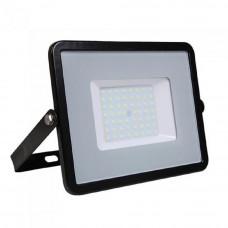 Searchlight street LED V-TAC SKU-760, Samsung CHIP, 50W, 230V, 4000K, black (3800157646253)