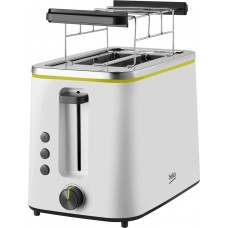 Beko TAM4201W toaster