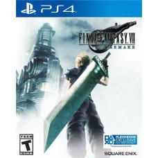 Game FINAL FANTASY VII REMAKE (PS4, English version)