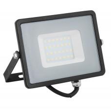Searchlight street LED V-TAC, SKU-401, Samsung CHIP, 30W, 230V, 4000K, black (3800157629034)