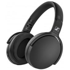 BT Over-Ear Wireless Mic Black Sennheiser HD 350 earphones