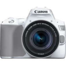 CANON EOS camera 250D 18-55 IS STM White (3458C003)