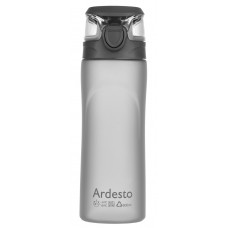 Bottle for Ardesto water of gray 600 ml (AR2205PGY)
