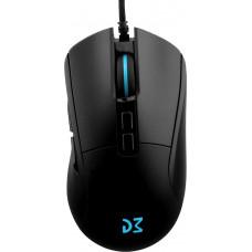 Game mouse of Dream Machines DM4 Evo USB Black (DM4_EVO)