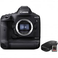 1DX Mark III + CF64 + Reader (3829C013) CANON EOS camera