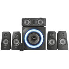Trust 5.1 GXT 658 Tytan Surround Speaker System BLACK speaker system