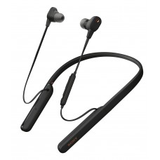Bluetooth Sony WI-1000 Wireless ANC Mic Black earphones