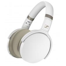 BT Over-Ear Wireless ANC Mic White Sennheiser HD 450 earphones