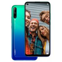 Huawei P40 Lite E Aurora smartphone